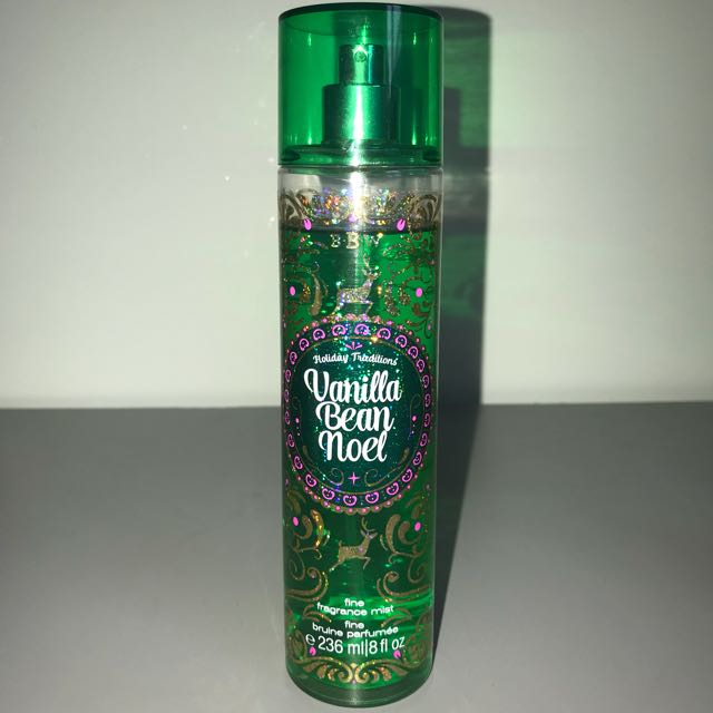 Bath And Body Works Holiday Fragrance Mist