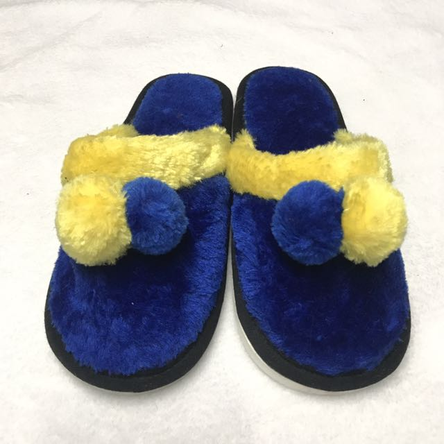 Bedroom Slippers Adult