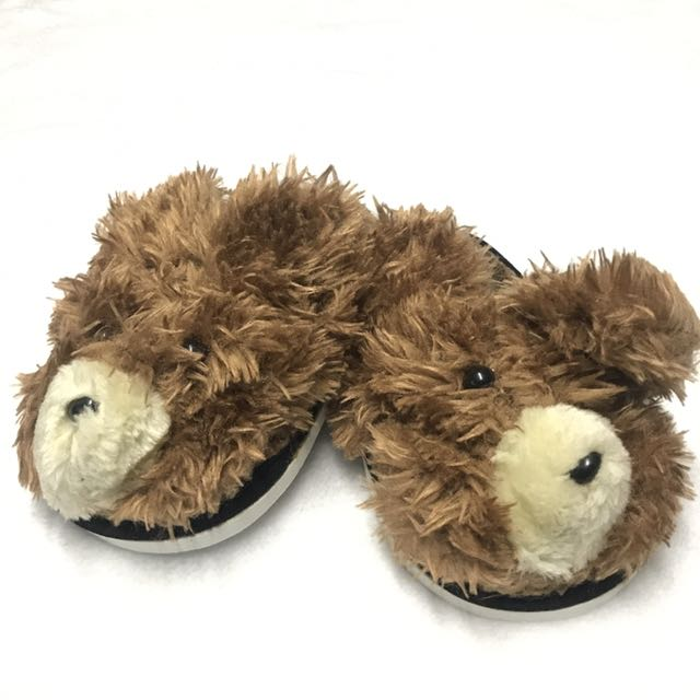 Bedroom Slippers BEAR (adult/kids)