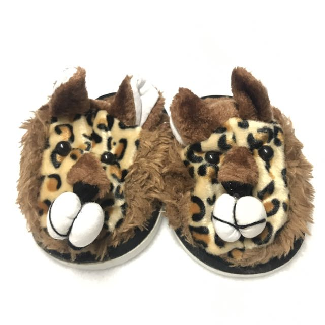 Bedroom Slippers LION (adult/kids)