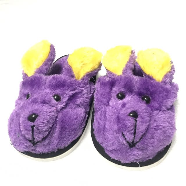 Bedroom Slippers RABBIT (Adult/kids)