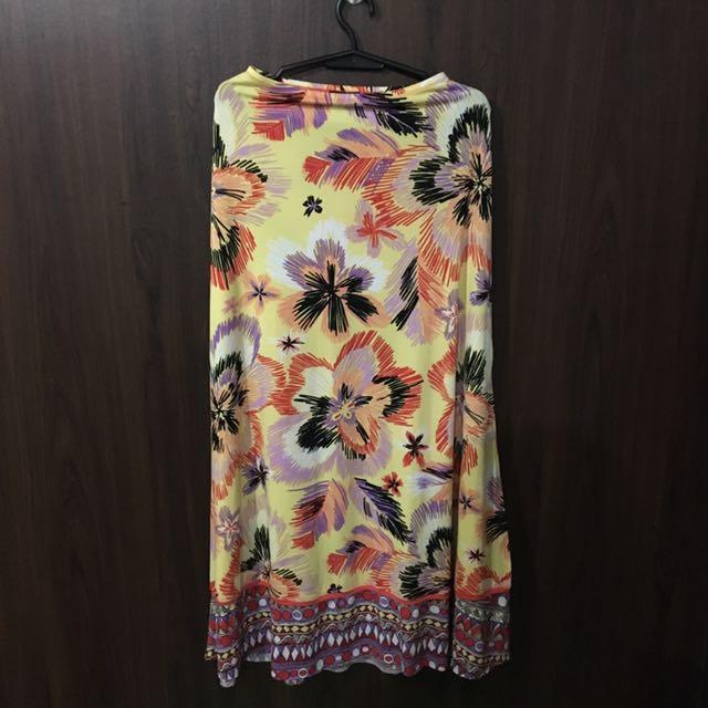 Bisou Bisou Maxi Skirt