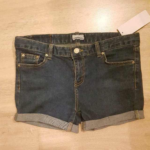 BKK Hotpants Jeans