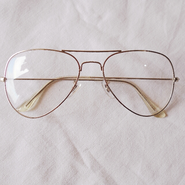 *REPRICED* Blair Specs (KIT in Silver)