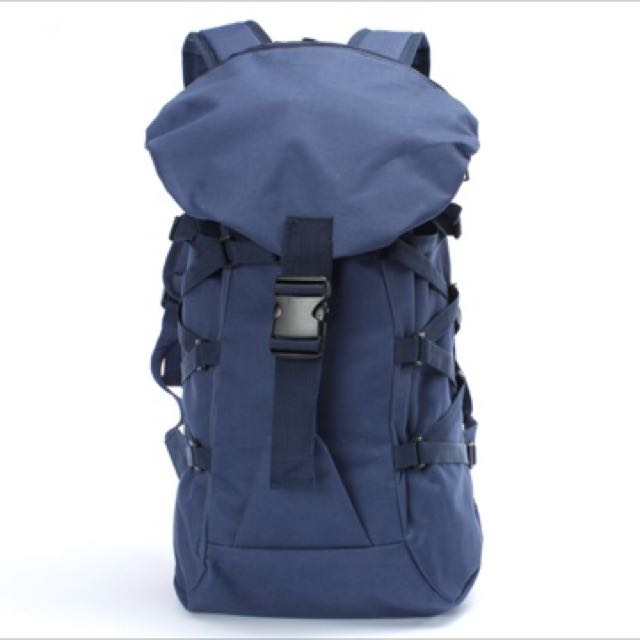 BNWT BNIP Navy Blue backpack 3bfe7c3237a99