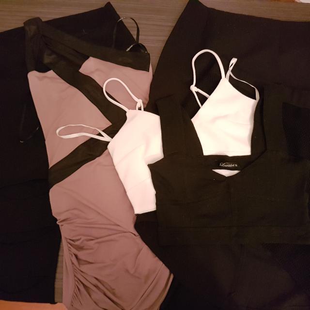 Bulk Lot Clubbing Clothes Size Small/8