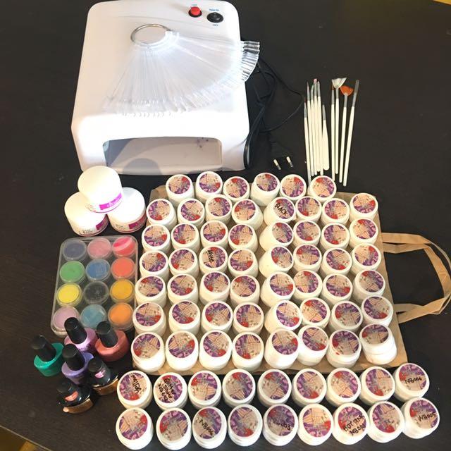 Bulk nail art supplies