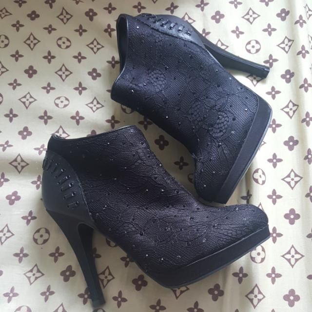 Call It Spring Ankle Booties