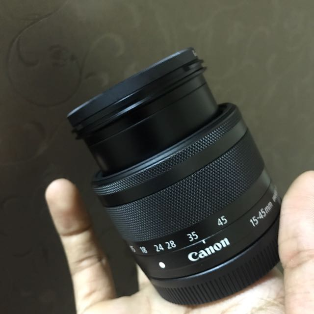 Canon EF-M Lens 15-45mm