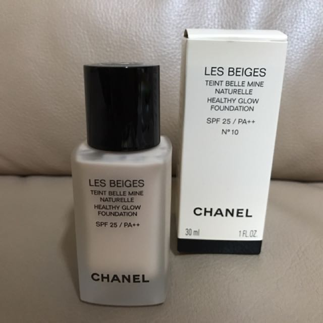 全新正貨Chanel粉底液30ml