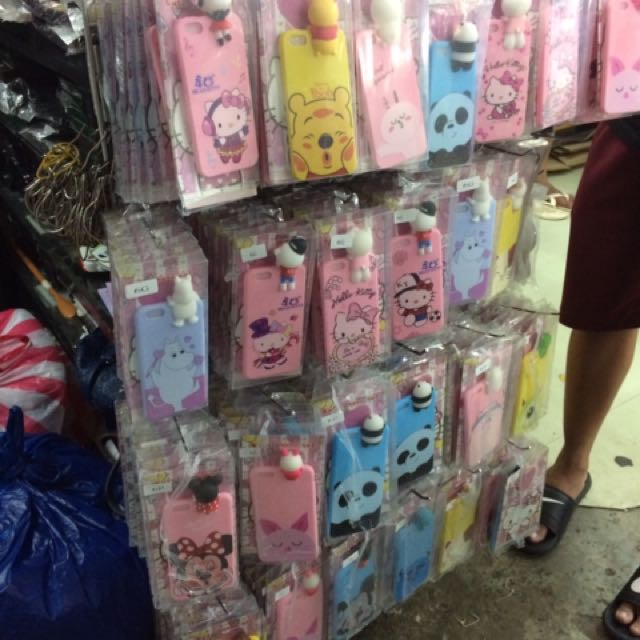 Character Case For Iphone
