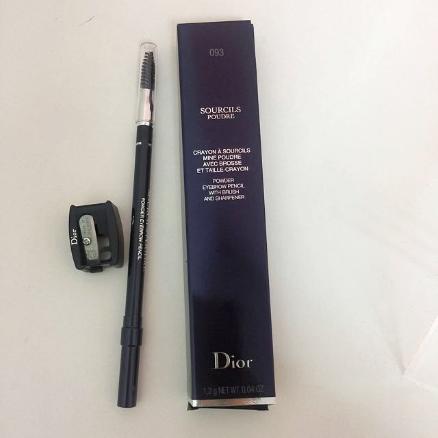 a841c832 Christian Dior Sourcils Poudre Powder Eyebrow Pencil With Brush And ...