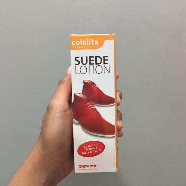 Cololite Casual Active Suede Lotion