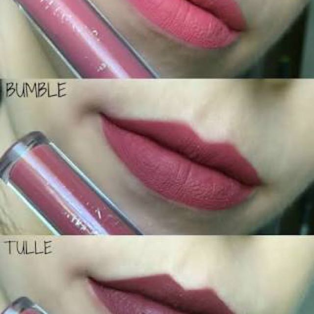 Colourpop Bumble, Tulle