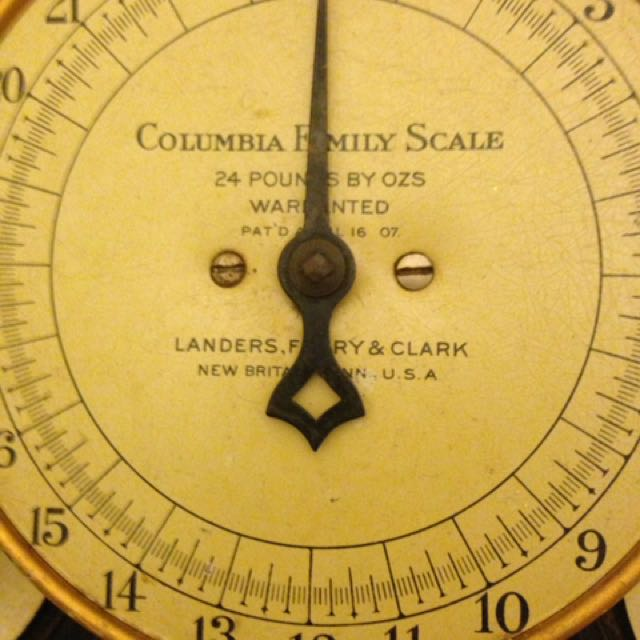 Columbia Family Scale