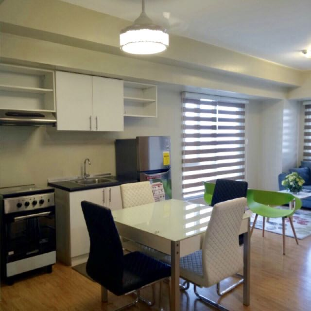 Condo For Rent  1br Fully Furnished