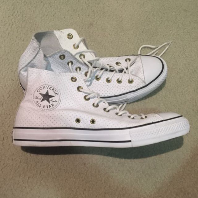 Converse Leather Size 11