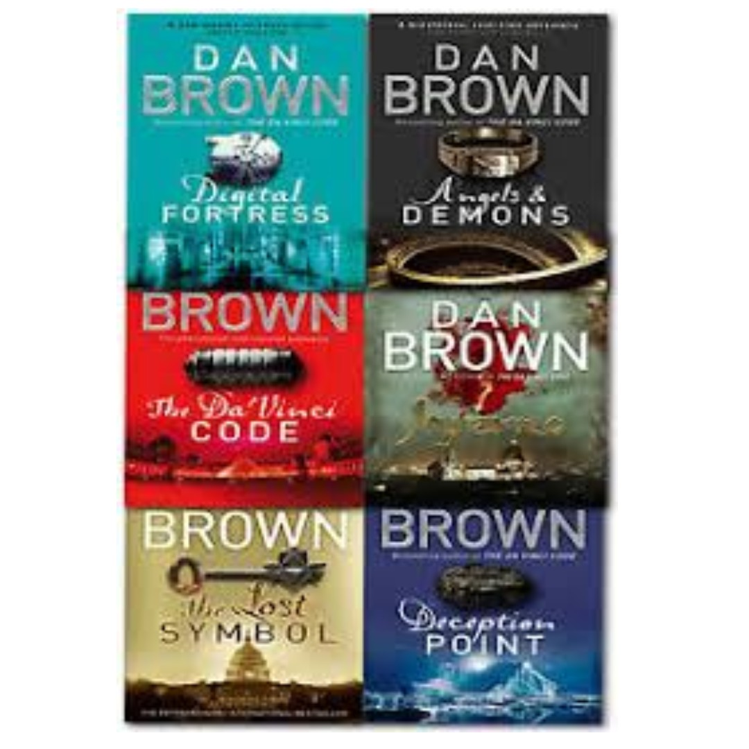 Dan brown audiobook collection books books on carousell photo photo photo photo buycottarizona