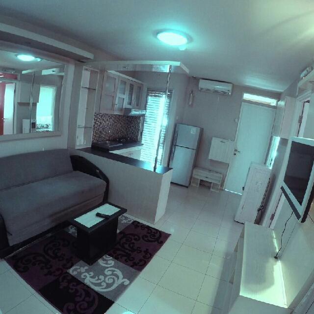 Disewakan Apartemen Kalibata City Green Palace - Tower Palem