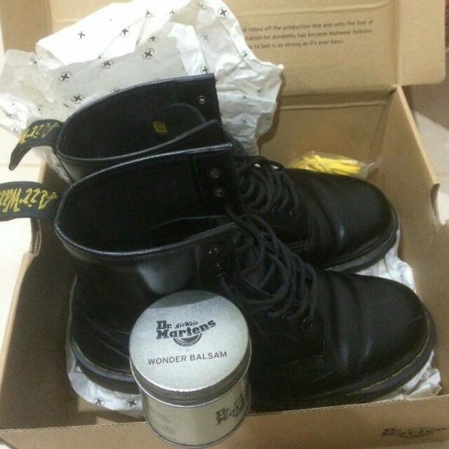 Dr. Martens Boots Black (Docmart) Ori
