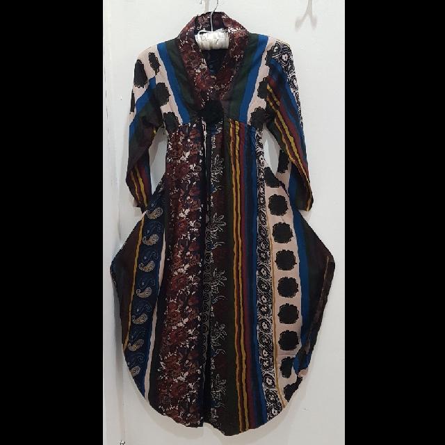 Dress Batik Cewe