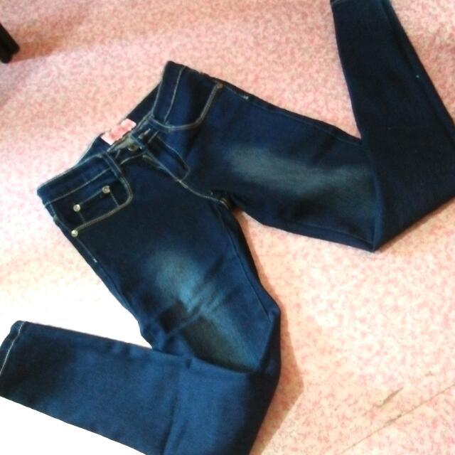 Elegance Maong Pants