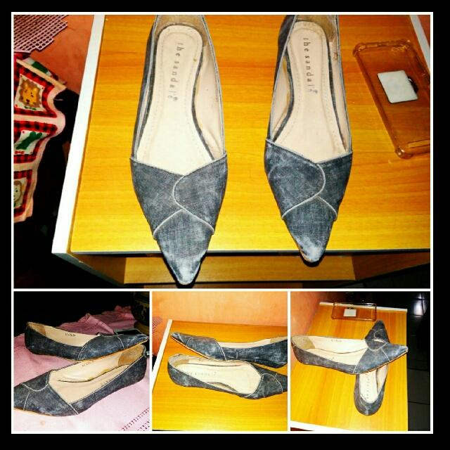 The Sandal's Midi Heels