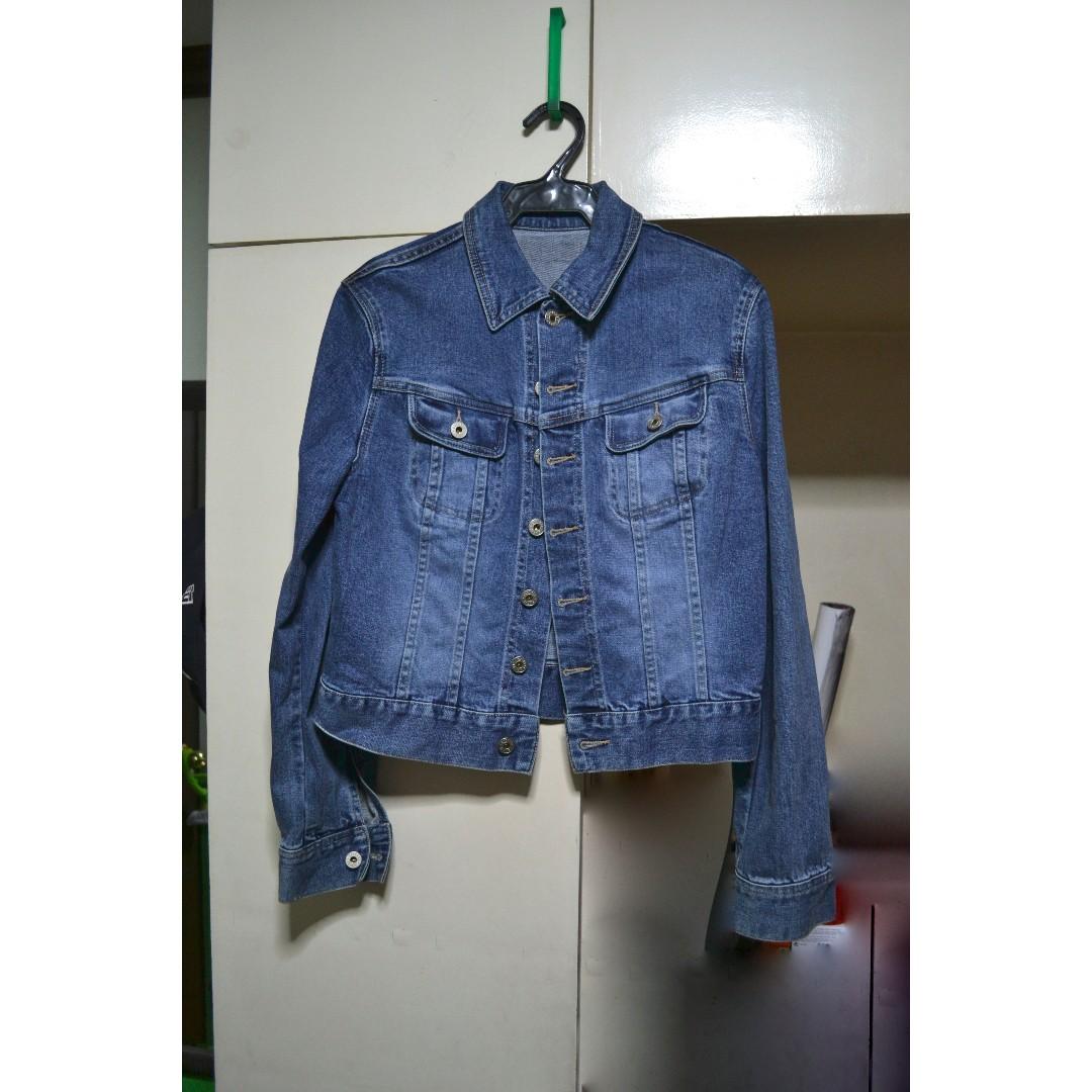 Express Jeans Denim Jacket