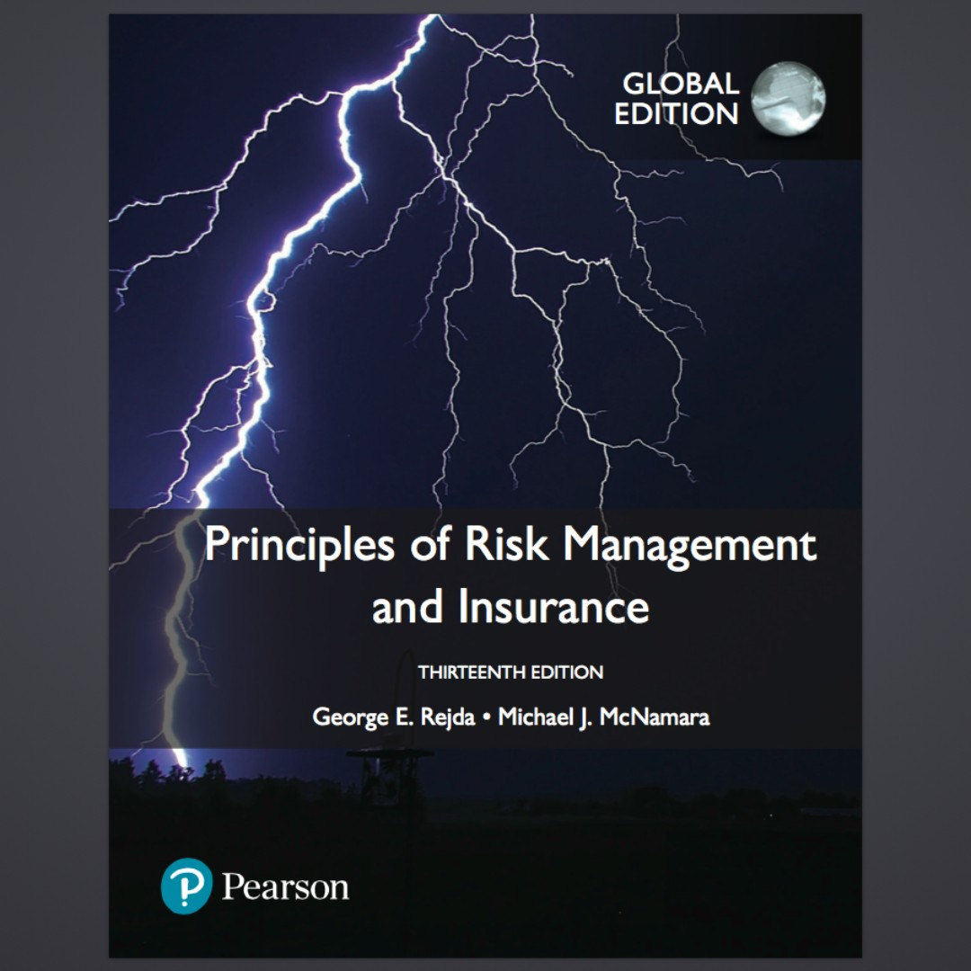 FIN3119 Risk and Insurance Textbook PDF, Books & Stationery