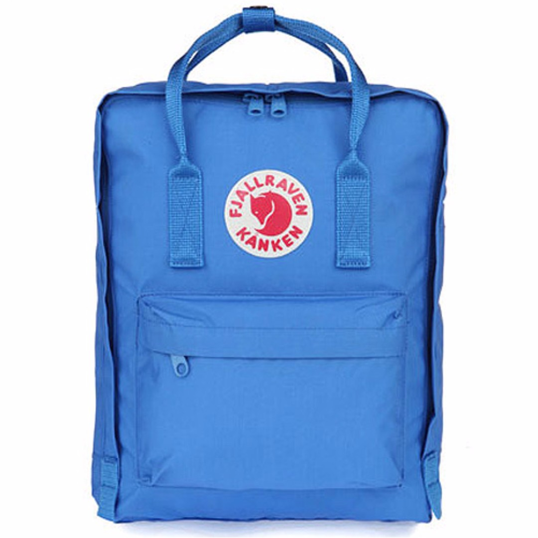 FJALLRAVEN Kanken Classic in Ice Blue