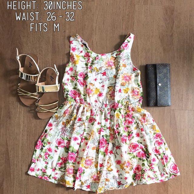 Floral Dress 💐💓