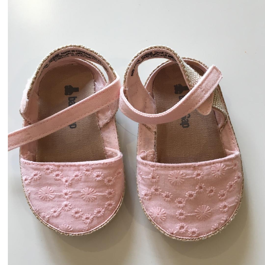 Gap Pink Espadrilles
