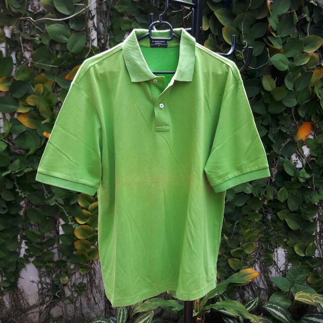 Giordano Green Polo Shirt