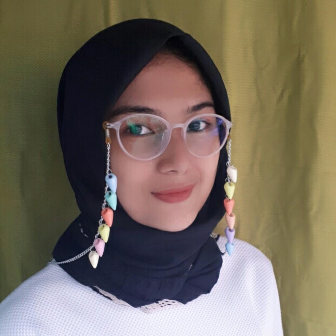 Glasses Strap Pastel Tush Tali Kacamata