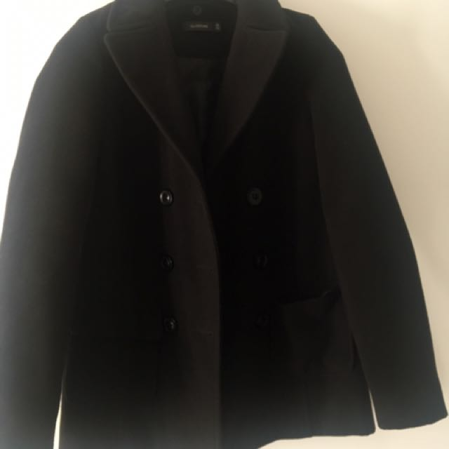 Glassons Trench Coat - Black