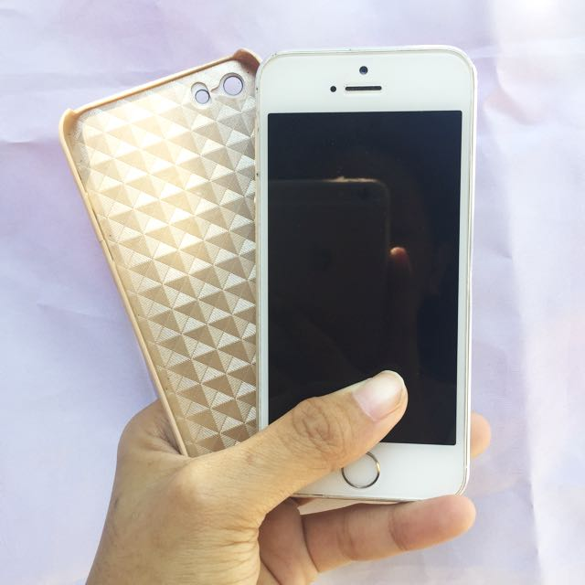 Gold hard case