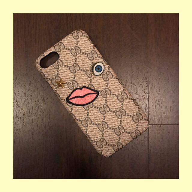 Gucci Iphone 7 Case