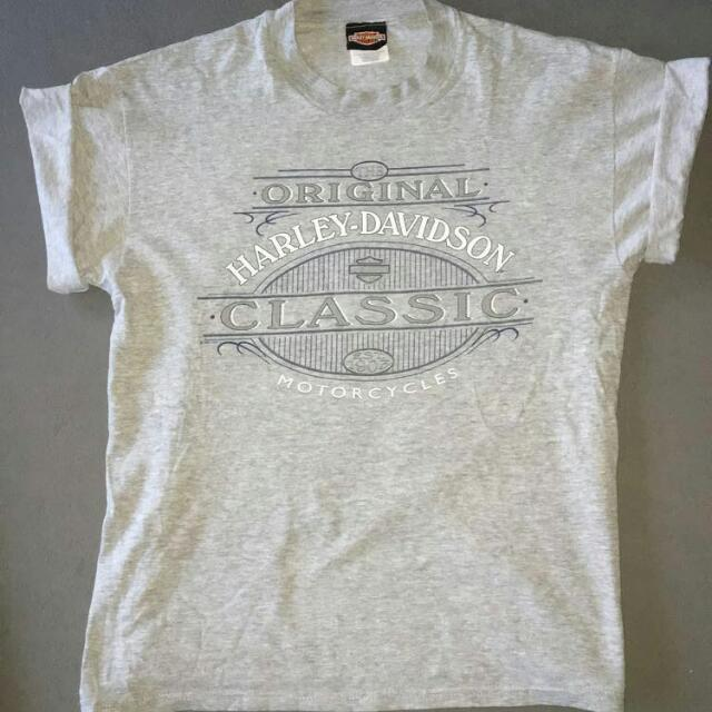 Harley Davidson Vintage Authentic Shirt