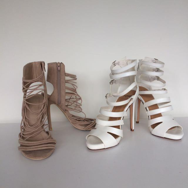 Heels X2 Novo