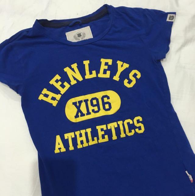 Henley's T-shirt