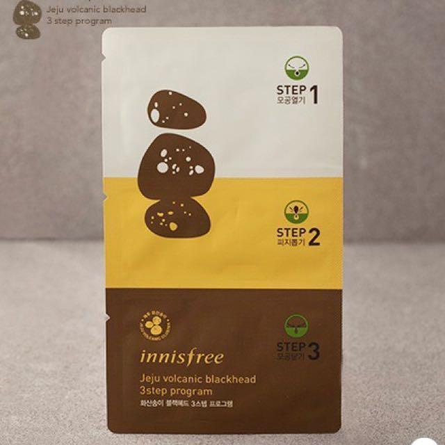Innisfree 3 Step Program