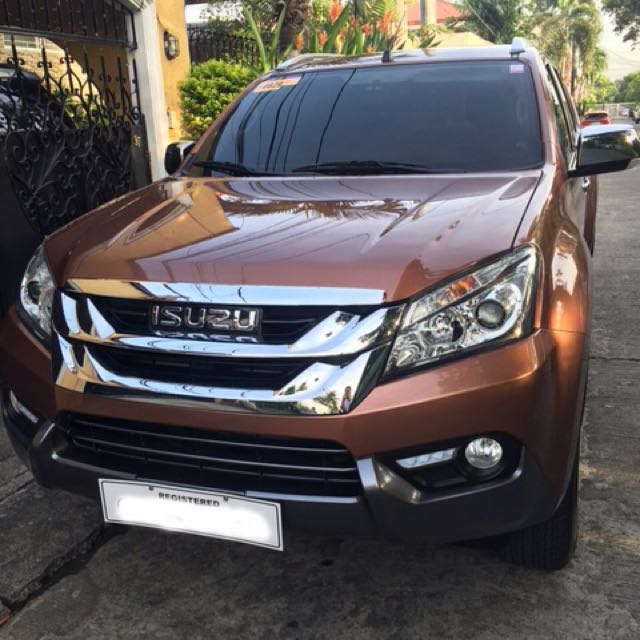 Isuzu MUX for sale