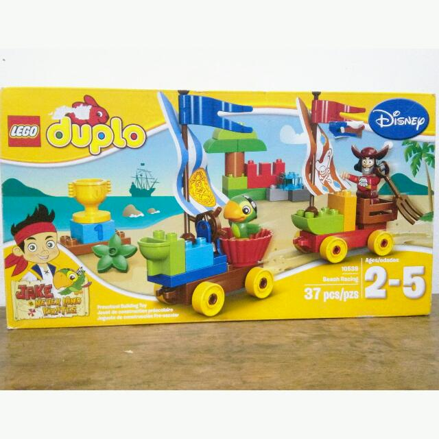 Jake And The Neverland Pirates Lego Duplo