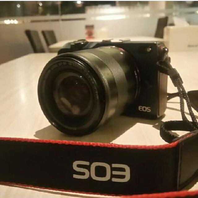 Jual Canon Eos M2