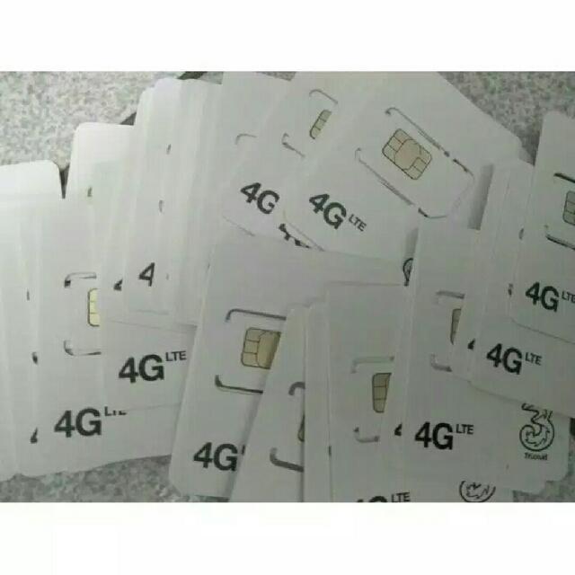 Kartu Three Upgrade 4g