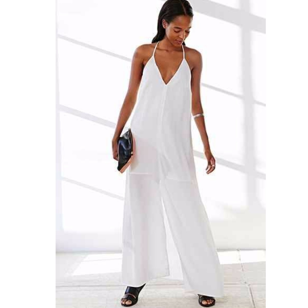 KEEPSAKE Recover Maxi Dress in White