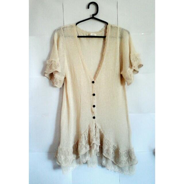 SALE! Knit / Cardigan / Dress
