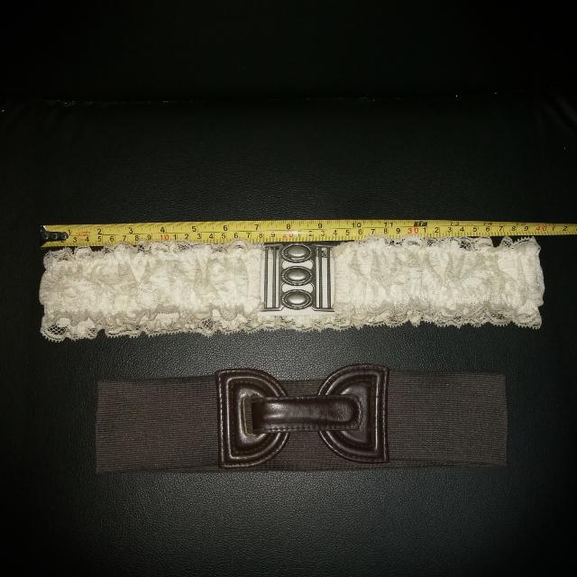 Ladies Stretchy Belts