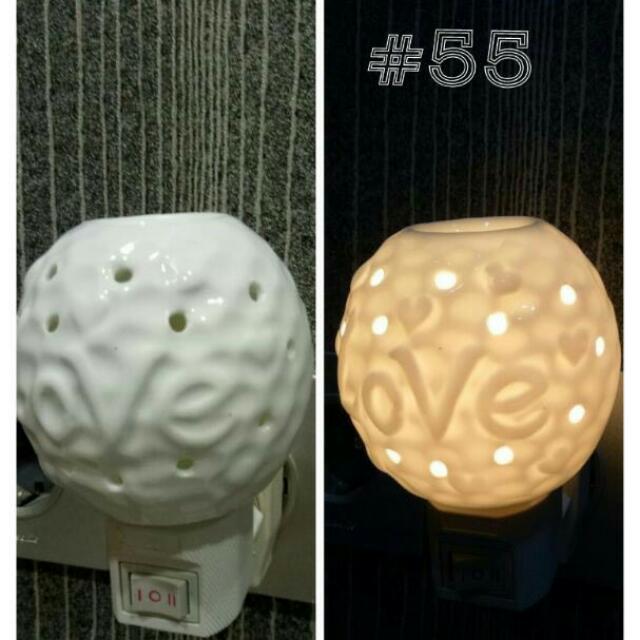 Lampur Tidur Aroma Terapi