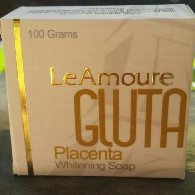 LeAmoure Gluta Placenta Soap
